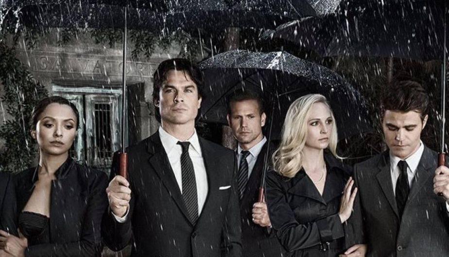 Los actores de 'The Vampire Diaries' compartieron los mejores momentos de sus persoanjes (Foto: The CW)