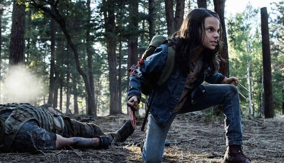 Dafne Keen dejó una buena impresión como X-23 en 'Logan' (Foto: 20th Century Fox)