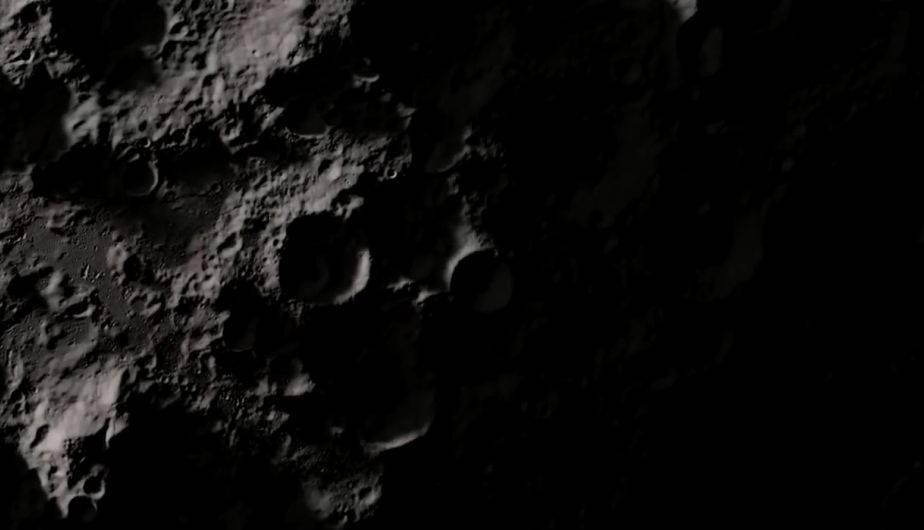 Luna, nuevamente objetivo de la NASA. (Foto: NASA)