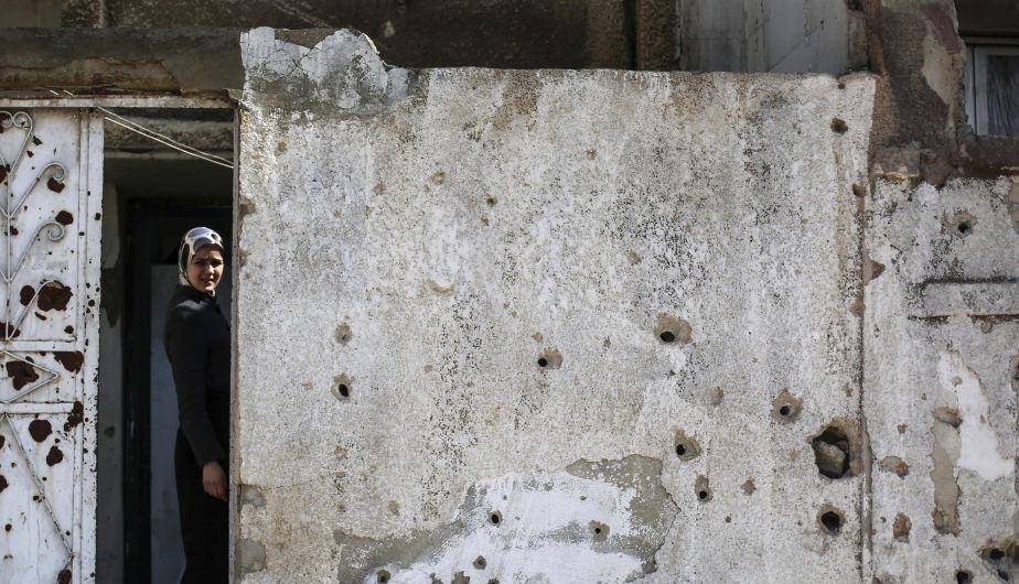 La vida en Siria. (Foto: EFE)