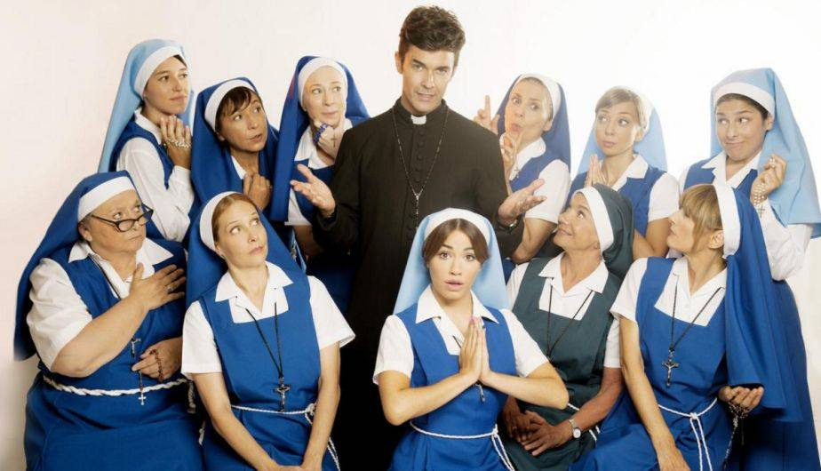 Esperanza mía es una telenovela argentina de 2015 emitida por Canal Trece (Canal Trece)