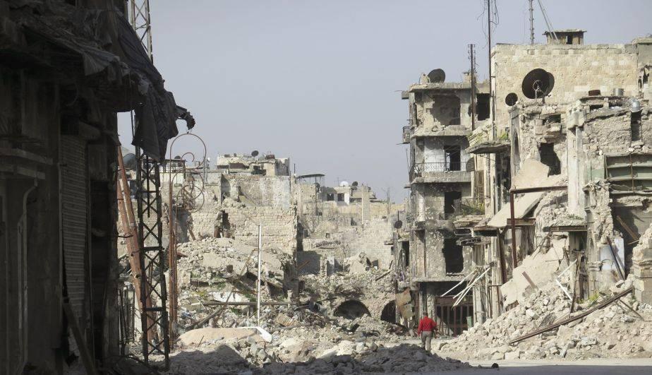 En este tiempo se ha luchado por la recuperación total del control de Alepo, la mayor ciudad del norte de Siria, por el ejército nacional. (Foto: EFE)