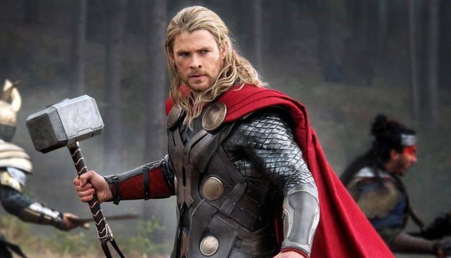 Chris Hemsworth dijo a EW que se sentía aliviado de ser parte de 'Thor: Ragnarok' (Foto: Marvel)
