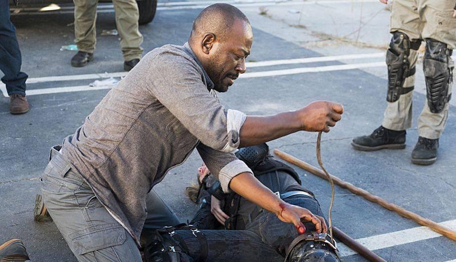 Luego de muerte de Benjamin debido al plan fallido de Richard (Foto: The walking Dead / AMC)