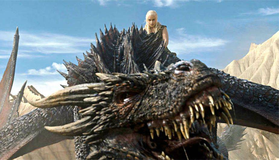 Drogon, Viserion y Rhaegal vuelven en la temporada 7 de 'Game of Thrones ' (Foto: HBO)
