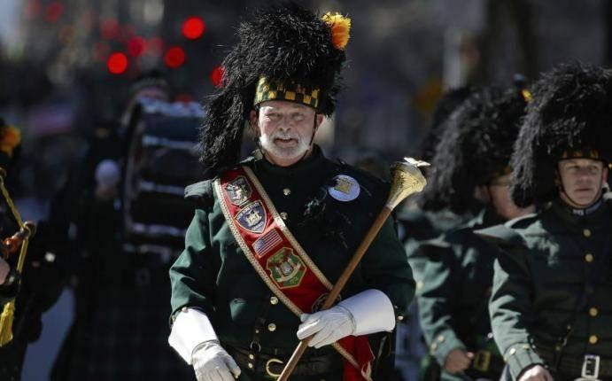 Así se celebró el Día de San Patricio en Nueva York