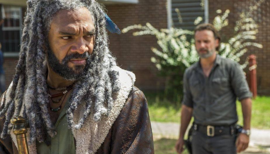 Solo restan tres episodios para el final de la séptima temporada de 'The Walking Dead' (Foto: AMC)