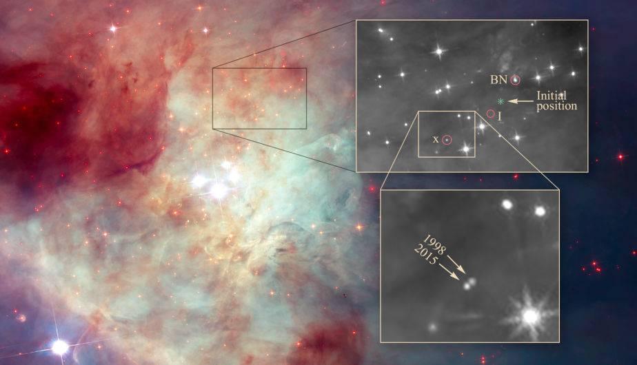 (Foto: NASA, ESA, K. Luhman (Penn State University), and M. Robberto (STScI))
