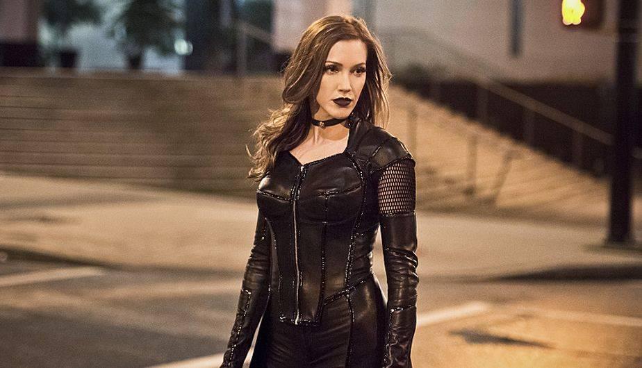 La actriz sufrió la filtración de varias fotos íntimas en Internet (Foto: Arrow / The CW)