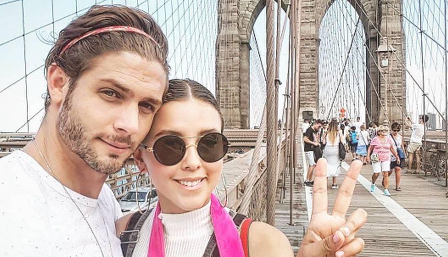 Desde 2016, los actores Horacio Pancheri y Paulina Goto mantienen una historia de amor nacida de una telenovela. (Foto: Instagram)