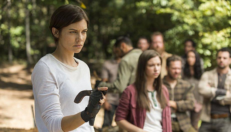 Maggie continúa emergiendo como líder del grupo, mientras Gregory demuestra con cada acción su incompetencia (Foto: The Walking Dead / AMC)