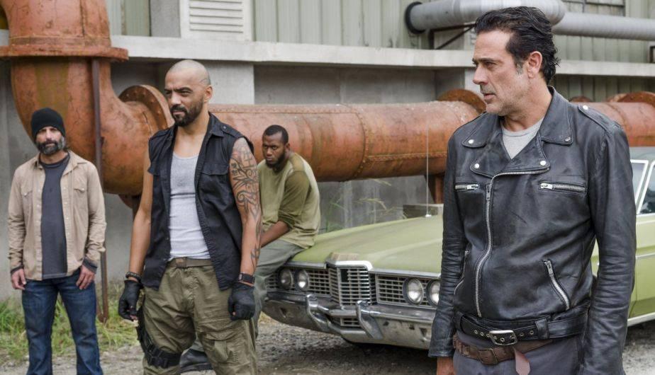 Kirkman cree que sus esfuerzos y el trabajo de Morgan han conseguido un gran resultado (Foto: The Walking Dead / AMC)