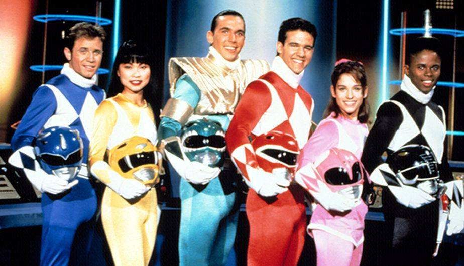 Power Rangers El Antes Y Despues De Los Actores De La Serie