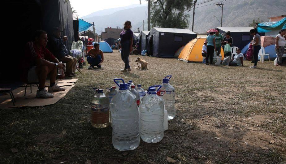 Tomar agua potable no es una realidad para muchas personas en el mundo y el contar con ella permite salvar vidas. (Foto: EFE)