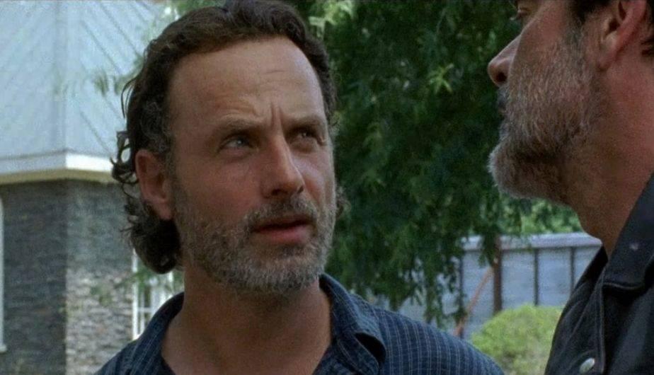 Andrew Lincoln reveló detalles de la potencial escena final de la temporada 7 de 'The Walking Dead' (Foto: AMC)