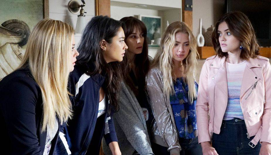 'Pretty Little Liars' vuelve con la segunda mitad de su séptima y última temporada este martes 18 de abril (Foto: Freeform)