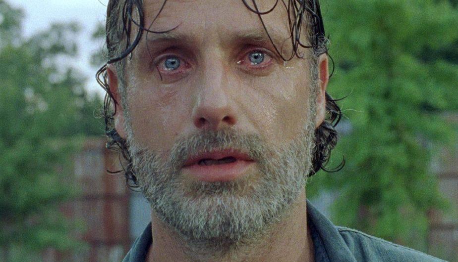 Debido a todo lo que Rick enfrentó en la temporada 7 el showrunner Scott Gimple lo comparó con Job, una figura de la biblia (Foto: The Walking Dead / AMC)