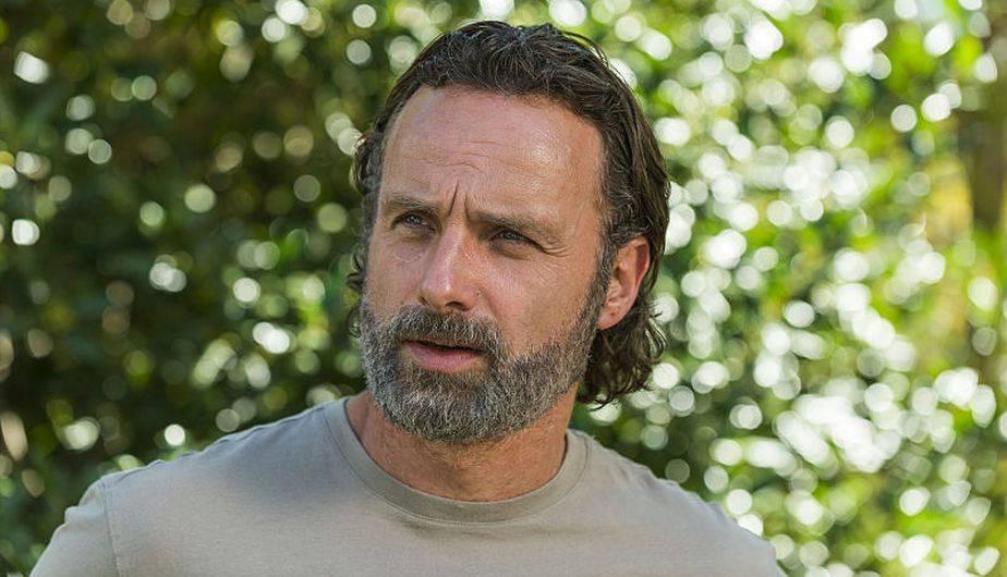 Andrew Lincoln contó su idea para el final de 'The Walking Dead' (Foto: AMC)