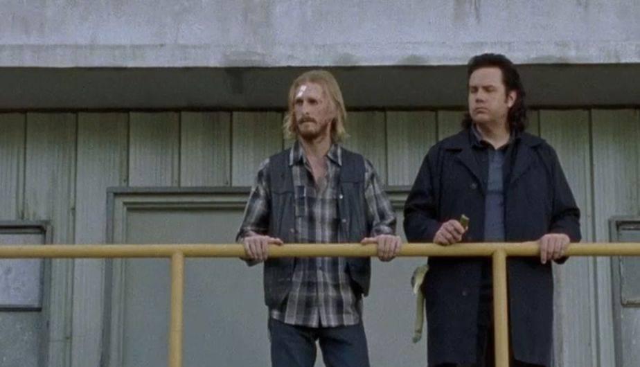 1. ASESINANDO A NEGAN  (Foto: The Walking Dead / AMC)