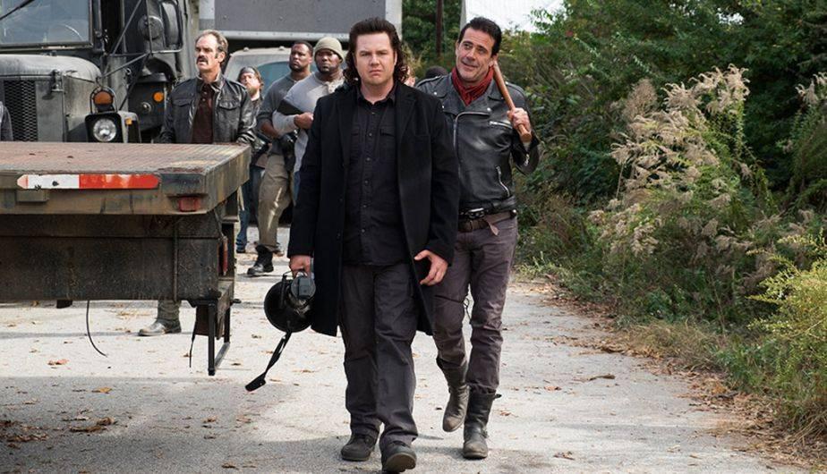 Un personaje muerto reapareció en el final de temporada de 'The Walking Dead' (Foto: AMC)