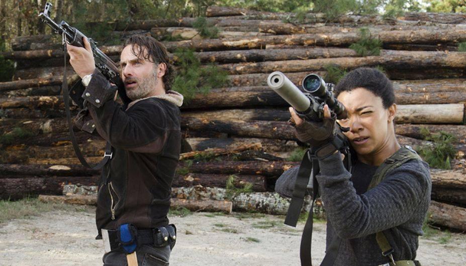 ¿Andrew Lincoln aparecerá en 'Star Trek: Discovery' junto a Sonequa Martin-Green?(Foto: The Walking Dead / AMC)