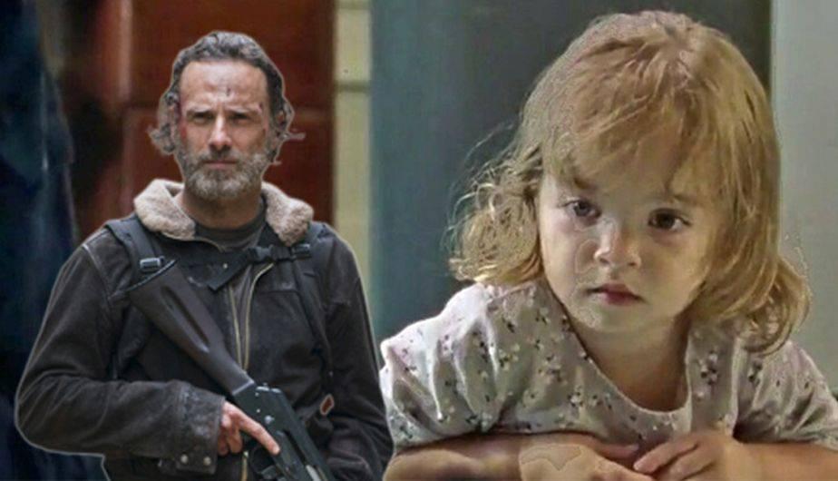 1. LAS PRIMERAS PALABRAS DE JUDITH (Foto: The Walking Dead / AMC)
