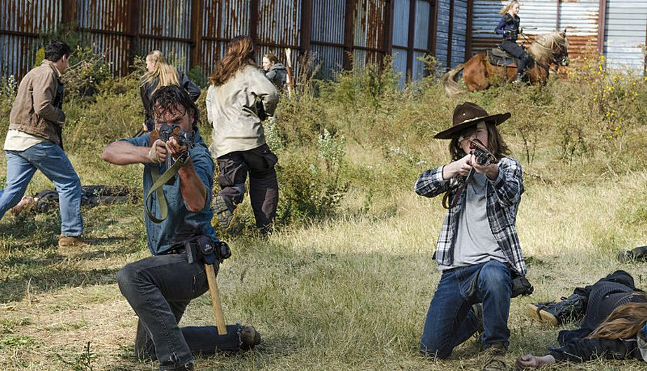 1. ALEXANDRIA (Foto: The Walking Dead / AMC)