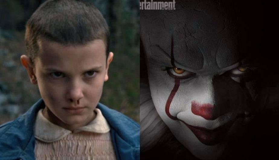 Esto tienen en común 'Stranger Things' y 'It' (Foto: Netflix / New Line Cinema)