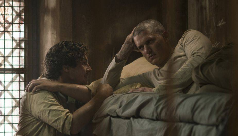 Whip es la única persona en la que Michael confía en la prisión (Foto: Prison Break / Fox)