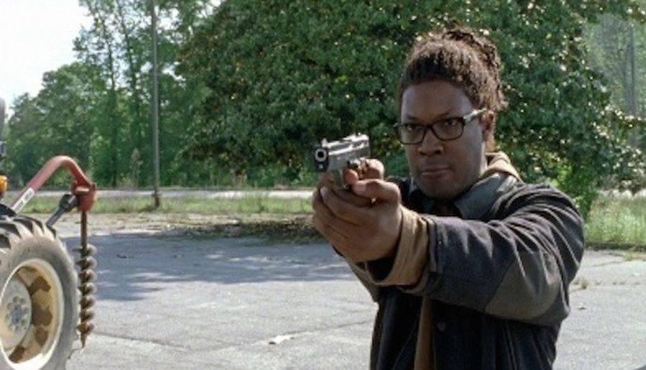 1. HEATH (Foto: The Walking Dead / AMC)