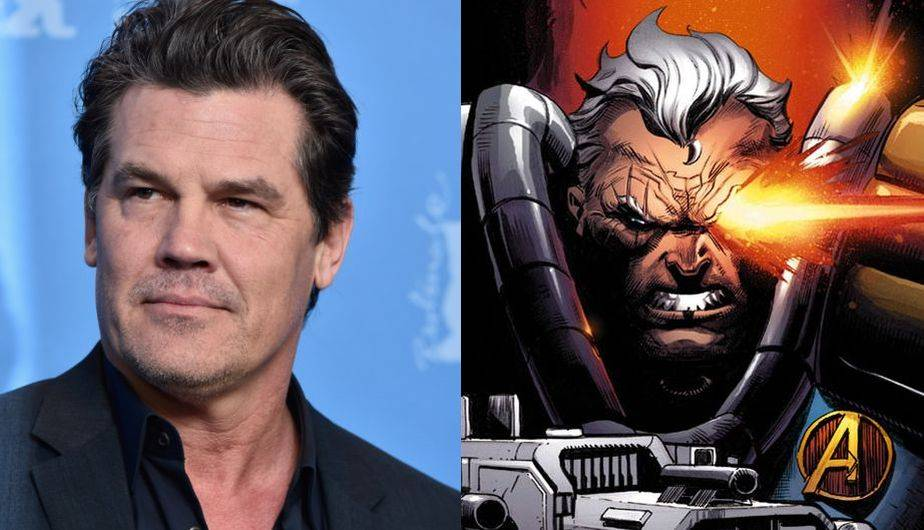 Josh Brolin será Cable en 'Deadpool 2' (Foto: Getty Images / Marvel)