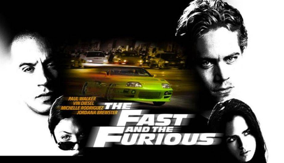 1. THE FAST AND THE FURIOUS (2001) (Foto: Universal Pictures)