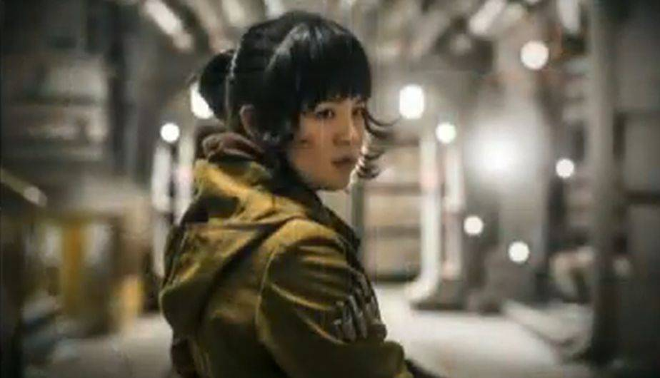 Kelly Marie Tran será Rose en 'Star Wars: The Last Jedi' (Foto: Lucasfilm)