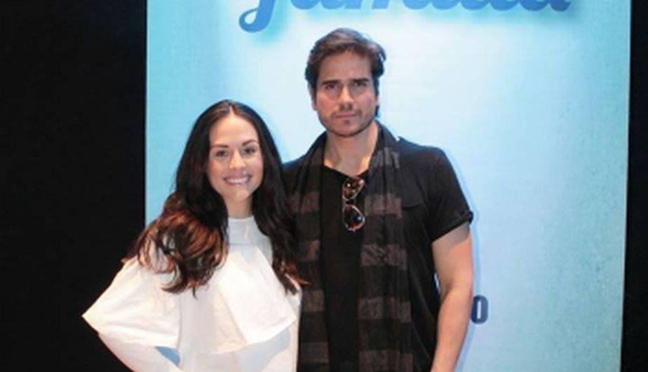 La nueva producción de Televisa, Mi Marido tiene Familia, inició grabaciones con Daniel Arenas y Zuria Vega a la cabeza. (Foto: Instagram)