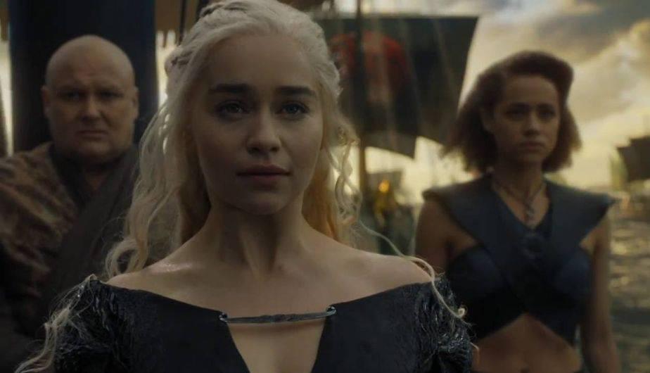 O tal vez es Daenerys, quien recientemente obtuvo la ayuda de otra sacerdotisa, requiera su ayuda (Foto: Game of Thrones / HBO)