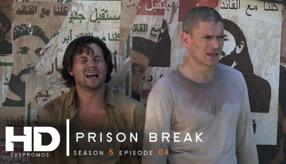 Prison Break 5x04: tráiler, y dónde ver el episodio 4 de la ...