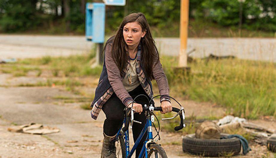 3. KATELYN NACON – ENID (Foto: The Walking Dead / AMC)