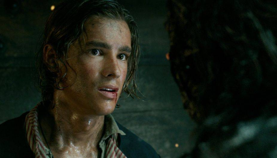 Piratas Del Caribe 5 Henry Turner Contó Cómo Fue Su