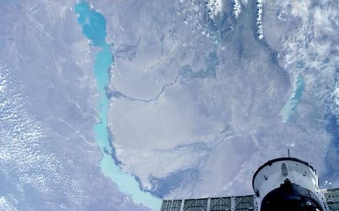 NASA: la belleza de la Tierra vista en 4K desde el espacio