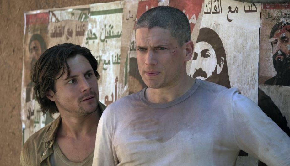 Prison Break 5x04 EN VIVO TV: ¿dónde y a qué hora ver el episodio 4 ...