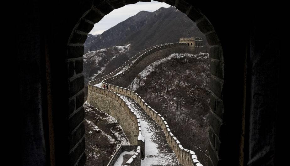 Nasa puede verse la gran muralla china desde el espacio for Espacio exterior 4k