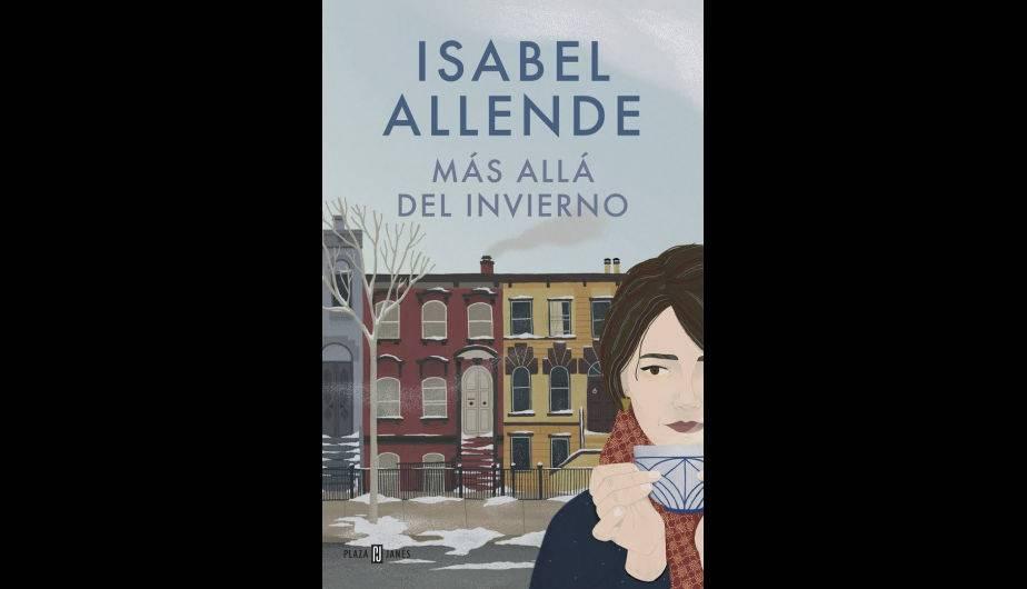 Libros  Nueva Novela De Isabel Allende   U0026 39 M U00e1s All U00e1 Del