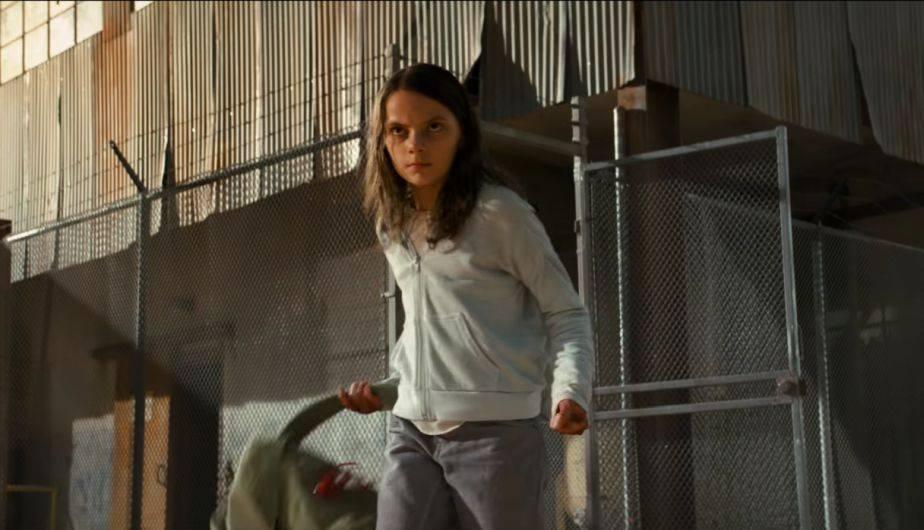 Logan: la increíble historia de Dafne Keen, la niña española ...
