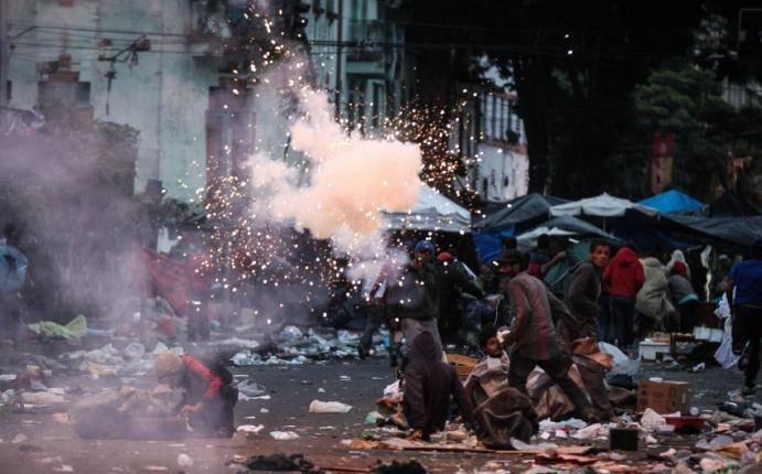 Brasil: así fue el operativo en 'Cracolandia', el paraíso de la droga en Sao Paulo