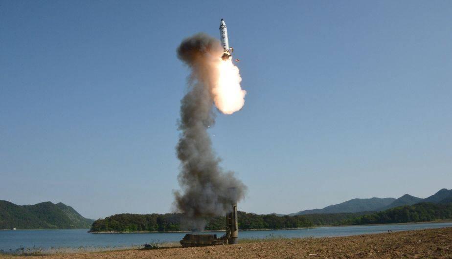 Scud: así es el nuevo misil lanzado por Corea del Norte