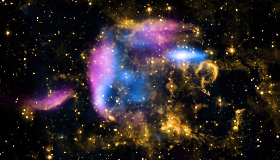 Resultado de imagen de explosiones de supernovas