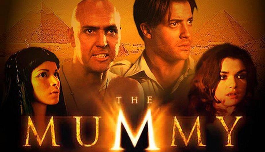 Resultado de imagen de the mummy saga