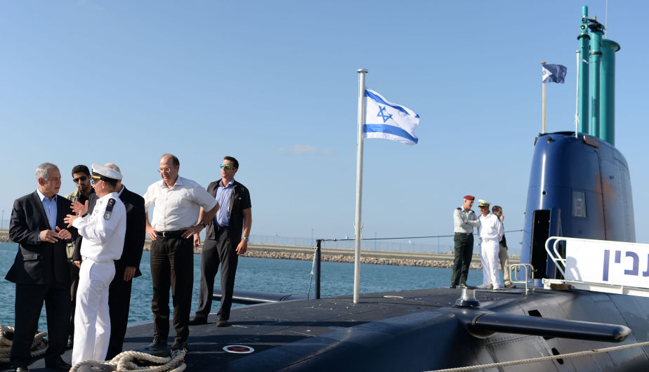¿Alemania aprobó venta submarinos a Israel pese a denuncias de corrupción?