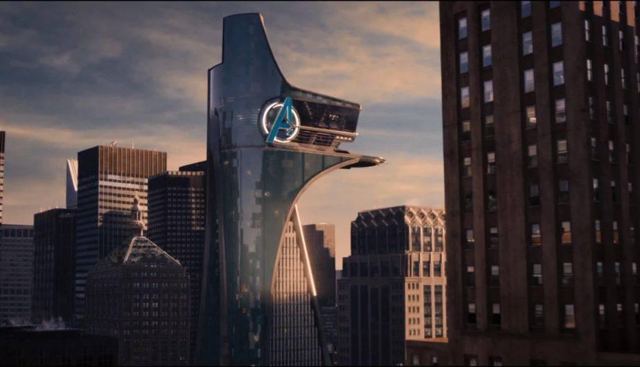 Spider Man Quin Compr La Torre De Los Vengadores En New
