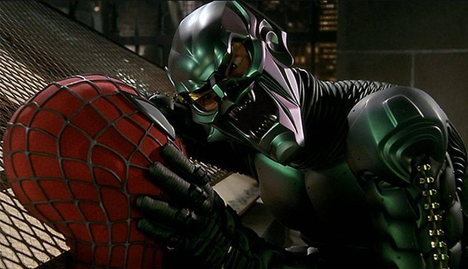 Spider Man Así De Monstruoso Era El Duende Verde En La Primera